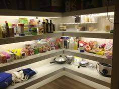 Led Lights In The Kitchen by Led Strip Lighting In The Pantry Home Design Ideas Interiors