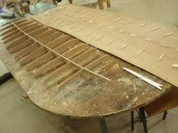 hollow wooden surfboard my magic carpet 15 steps with pictures