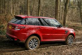 land rover sport 2015 land rover range rover sport svr 2015 running costs parkers