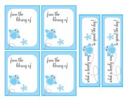 free printable book plate templates free printable bookplates