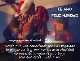 imagenes de amor para navidad imagenes con frases navideñas llenas de amor para alguien especial