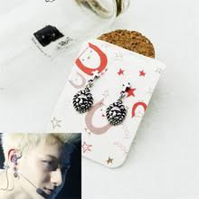 exo earrings buy exo earrings and get free shipping on aliexpress