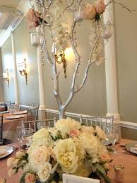 tree branch centerpieces top tree centerpiece ideas images chic idea palm tree
