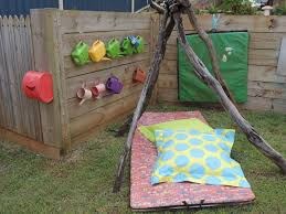 outdoor play series 1 working with small spaces the empowered