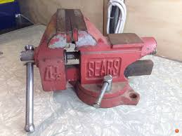 craftsman sears vise id by catalog the garage journal board