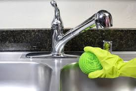 Top  Best Kitchen Sink Cleaning Tips Top Inspired - Cleaning kitchen sink