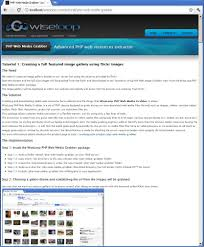 tutorial php web php web media grabber by wiseloop codecanyon