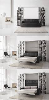canapé convertible gain de place 30 best lit gain de place images on murphy beds
