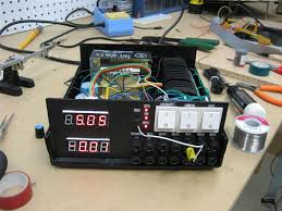 Dc Bench Power Supplies - bench power supply