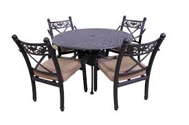 best of backyard basso collection 4 dining chairs and le terrace