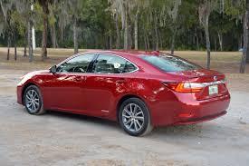 lexus es 350 mileage 2017 lexus es 300h test drive review autonation drive automotive