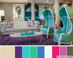 turquoise living room decorating ideas 8 modern color trends 2018 ideas for creating vibrant interior