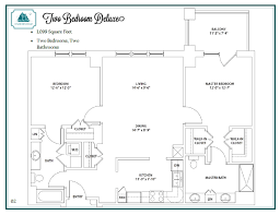 7 Bedroom Floor Plans Floor Plans Of Harbor U0027s Edge Assisted Living Home