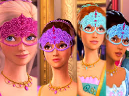 barbie musketeers images girls masquerade