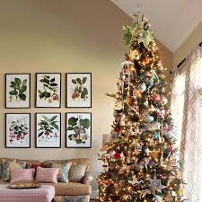 picture of brown christmas tree 100 christmas tree decorating ideas family handyman