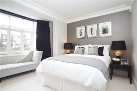 In The White Room With Black Curtains White Grey And Black Bedroom This Is What My Room Should Look