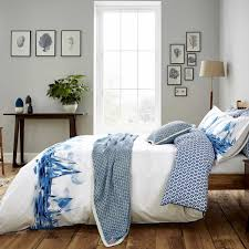 joules sailing boats bedding in blue at bedeck 1951