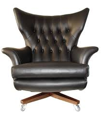 blofeld leather chair mark hill antiques u0026 collectables expert