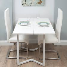 Space Saver Dining Table And Chairs Space Saver Space Saving Dining Tables White Extendable Dining
