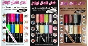 the nail guru product review migi nail art pens