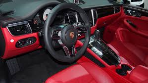Panamera Red Interior The Official Garnet Red Black Interior Thread Page 21