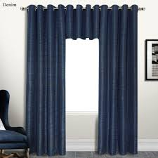 brighton thermal grommet window treatment