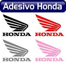 Favorito Adesivo Do Tanque Moto Honda - Asa Honda 2 Unidades - R$ 12,90 em  @AW43
