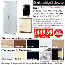 White Gloss Assembled Bedroom Furniture Clearance Bedroom Furniture Assembled Bedroom Furniture Cheap