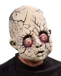 baby doll halloween mask zagone studios