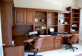 Custom Desks For Home Office Built In Desk Unit Haus Custom Furniture Sarasota Florida