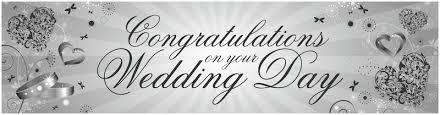 congratulations wedding banner designs agency