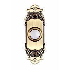 Exterior Door Bells Doorbell Buttons Doorbells Intercoms The Home Depot