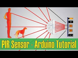 can you put a motion sensor on any light how pir sensor works and how to use it with arduino youtube