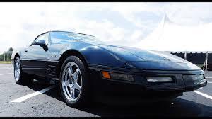 1994 corvette zr1 1994 chevrolet corvette zr1 right drive 2016 auctions america