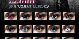pre order sclera contact lenses 69 99 pair