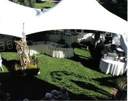 high peak hexagon canopy tent 35 u0027 x 40 u0027 broadway party u0026 tent