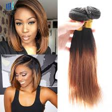 how to style brazilian hair 4pcs 10inch colored brazilian hair straight 50g pc t1b 30 ombre
