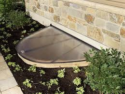 one window wells installed house basement covers purpose drainage