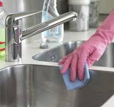 Kitchen Sink Cleaning Akiozcom - Cleaning kitchen sink