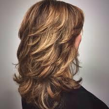 the bronde combination of brown u0026 blonde balayage u0026 shag haircut