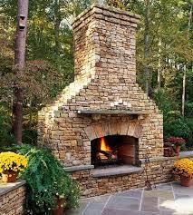 stunning decoration backyard fireplace ideas pleasing outdoor