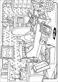 wallace gromit color coloring pages kids cartoon