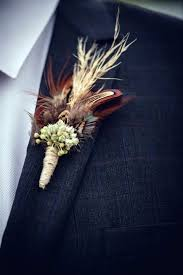 wedding boutonniere 37 fall wedding boutonnieres for every groom happywedd