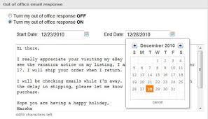comment repondre au telephone au bureau configuration d un out of bureau e mail répondre pour ebay para