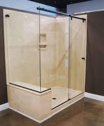 3 8 glass shower door glass shower enclosures majestic kitchen u0026 bath