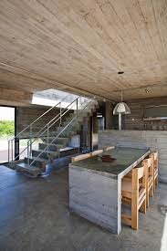 Industrial Modern House Modern House Ushers In Industrial Style With Raw Concrete And