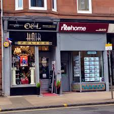 hair police hairdressers 158 queen margaret drive west end