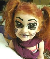 Scary Girls Halloween Costumes 50 Pretty Scary Halloween Makeup Ideas Kids Family