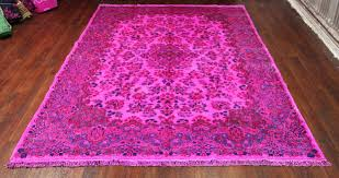 Pink Area Rugs Canada by Hot Pink Rugs Rugs Decoration