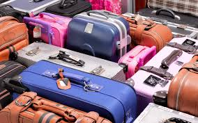 Suitcases Miss Universe Thailand Showed Up To The Airport With 17 Suitcases